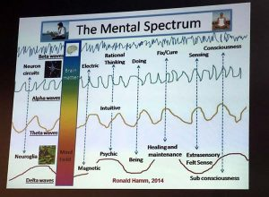 The Mental Spectrum - image Dr Christian Torp
